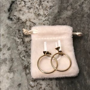 Uncommon James Little Flirt earrings